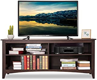 """Best 65 Inch Tv Stand Oak Of 2020 – Top Rated & Reviewed Pertaining To Most Current Shilo Tv Stands For Tvs Up To 65"""" (View 17 of 30)"""