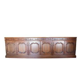 Best And Newest 19th Century Traditional Mix Wood Sideboard (View 22 of 30)