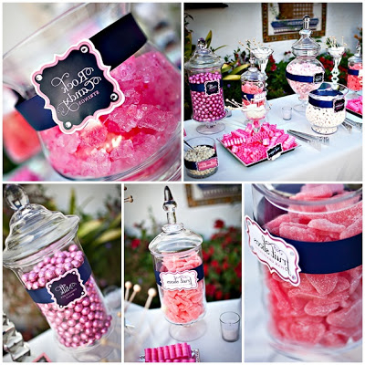 Best And Newest Albermarle Sideboards Intended For Candy Buffet Label ~ Our Wedding Tales Mimie & Adam (View 23 of 30)