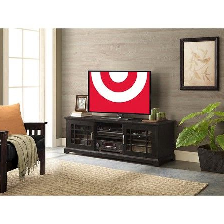 """Best And Newest Avenir Tv Stands For Tvs Up To 60"""" With Regard To Calistoga Tv Stand Black 60"""" – Whalen (with Images) (View 11 of 30)"""