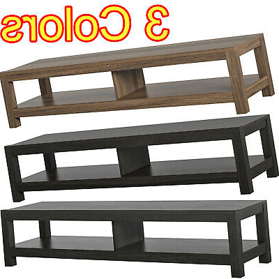 """Best And Newest Buckley Tv Stands For Tvs Up To 65"""" Intended For 65 Inch Wood Tv Stand Unit W/ Large Open Shelf (View 20 of 30)"""