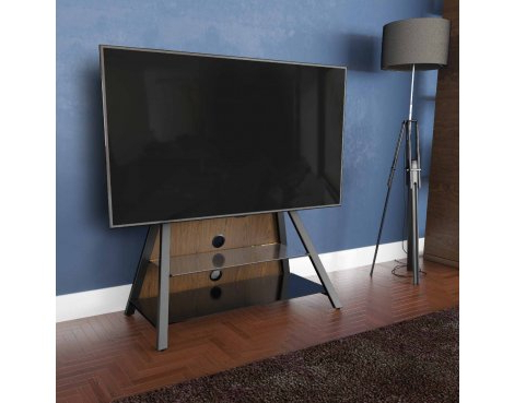 """Best And Newest Dallas Tv Stands For Tvs Up To 65"""" Regarding Avf Options Easl925a Easel Cantilever Tv Stand For Up To (View 23 of 30)"""