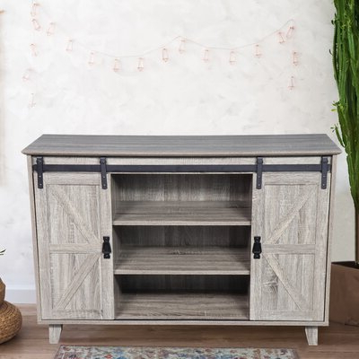 """Best And Newest Islesboro 58"""" Wide Sideboards Throughout Sideboards & Buffet Tables You'll Love In (View 17 of 30)"""