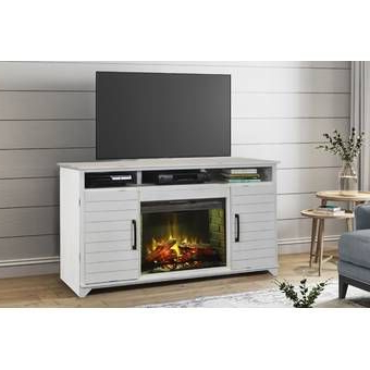 """Best And Newest Lucille Tv Stands For Tvs Up To 75"""" With Regard To Glendora Tv Stand For Tvs Up To 75"""" With Electric (View 21 of 30)"""