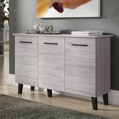 """Best And Newest Signature Designashley Sideboards & Buffets You'll With Regard To Dostie 48"""" Wide Buffet Tables (View 3 of 30)"""