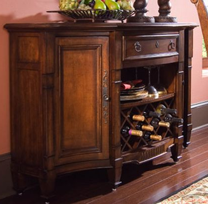 Better Home Improvement Gadgets – Reviews – Part 868 Regarding Most Recent Wood Accent Sideboards Buffet Serving Storage Cabinet With 4 Framed Glass Doors (View 7 of 30)