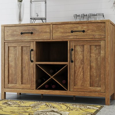 """Birch Lane Intended For Most Recently Released Slattery 52"""" Wide 2 Drawer Buffet Tables (View 5 of 30)"""
