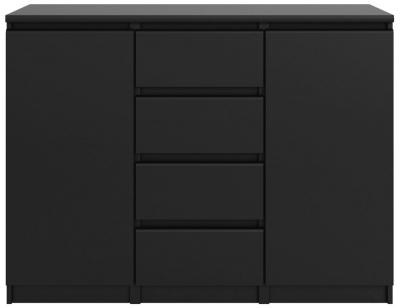 "Black Sideboards Online For Sale – Cfs Uk In 2020 Emmie 84"" Wide Sideboards (View 22 of 30)"