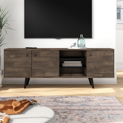 Blaire Solid Wood Tv Stands For Tvs Up To 75 In Preferred Solid Wood Tv Stand Tv Stands & Entertainment Centers You (View 6 of 30)