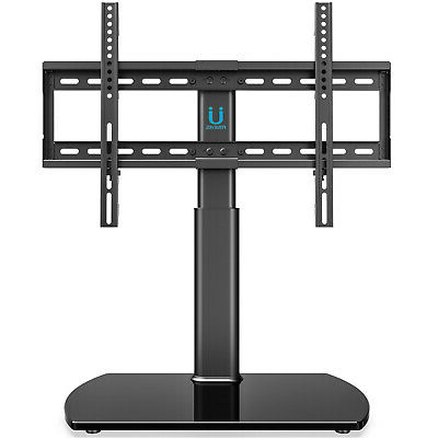 """Bloomfield Tv Stands For Tvs Up To 65"""" Throughout Well Known Universal Tabletop Tv Stand Base For 32 65 Inch Flat (View 13 of 30)"""