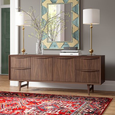 Brown Sideboards & Buffets (View 14 of 30)