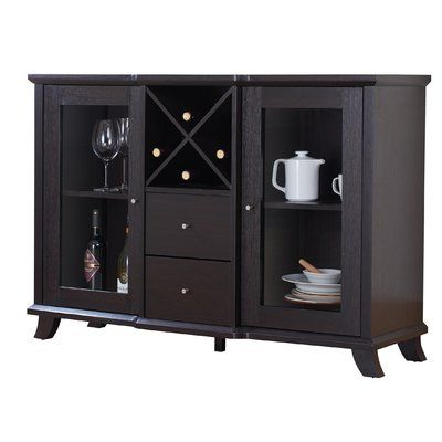 Buffet Cabinet Pertaining To Well Known Pixley (View 22 of 30)