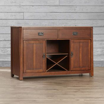 Buffet Table Regarding Favorite Orner Traditional Wood Sideboards (View 11 of 30)