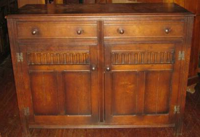 """Buffets & Chests Throughout Most Current Slattery 52"""" Wide 2 Drawer Buffet Tables (View 23 of 30)"""