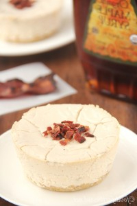 Callender Buffet Tables Regarding Current Maple Bacon Breakfast Cheesecakes (View 11 of 30)