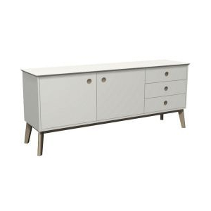 """Century Sideboard With 2 Doors And 3 Drawers – Casafina For Well Liked Maeva 60"""" 3 Drawer Sideboards (View 26 of 30)"""