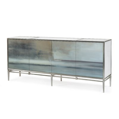 Chrome & Silver Sideboards & Buffets You'll Love In 2020 Inside Most Current Rayden Sideboards (View 11 of 30)