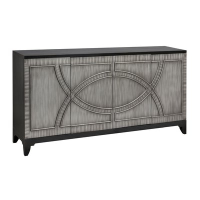 Chrome & Silver Sideboards & Buffets You'll Love In 2020 Pertaining To Widely Used Rayden Sideboards (View 3 of 30)