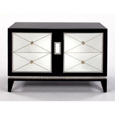 """Classy Furniture, Mirrored Furniture Within Dostie 48"""" Wide Buffet Tables (View 24 of 30)"""