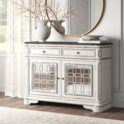 Coles 72 Wide Sideboards Within Preferred Mirrored Sideboard & Buffet Tables You'll Love In (View 16 of 30)