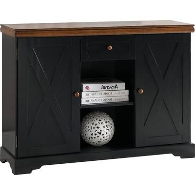 """Contemporary In Sandweiler 54"""" Wide 2 Drawer Sideboards (View 27 of 30)"""