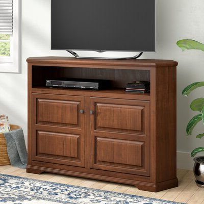 """Corner Red Tv Stands & Entertainment Centers You'll Love With Most Recent Whittier Tv Stands For Tvs Up To 60"""" (View 6 of 30)"""