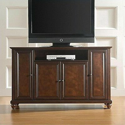 """Crosley Furniturecrosley Furniture Cambridge 60 Inch Tv Intended For Most Recent Whittier Tv Stands For Tvs Up To 60"""" (View 21 of 30)"""