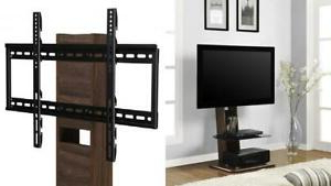 """Current Ameriwood Home Galaxy Tv Stand With Mount For Tvs Up To 50 With Regard To Finnick Tv Stands For Tvs Up To 65"""" (View 23 of 30)"""