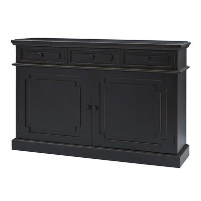 """Current Black & White Sideboards & Buffets You'll Love In 2020 Regarding Pandora 42"""" Wide 2 Drawer Servers (View 8 of 30)"""