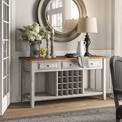 """Current Findley 66"""" Wide Sideboards For Farmhouse & Rustic Sideboards & Buffets (View 28 of 30)"""