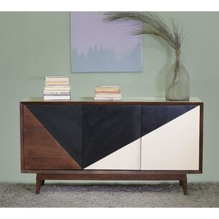 """Current Keiko 58"""" Wide Sideboards Intended For Scandinavian Sideboards & Buffets You'll Love In (View 29 of 30)"""