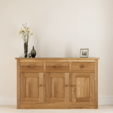 Current Lusso Customisable Painted Small Sideboard With Sold Oak Top Inside Abdisalan (View 12 of 17)