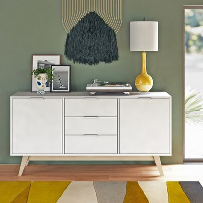 Current Modern Sideboards + Buffets (View 7 of 30)
