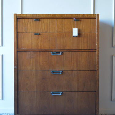 Current Navy Blue Buffet / Sideboard / Credenzauniquebyruth Pertaining To Rockville (View 10 of 30)