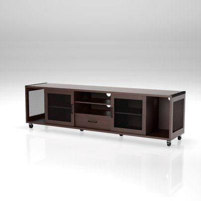 """Current Trent Austin Design Neihart Tv Stand For Tvs Up To 70 Intended For Ira Tv Stands For Tvs Up To 78"""" (View 26 of 30)"""