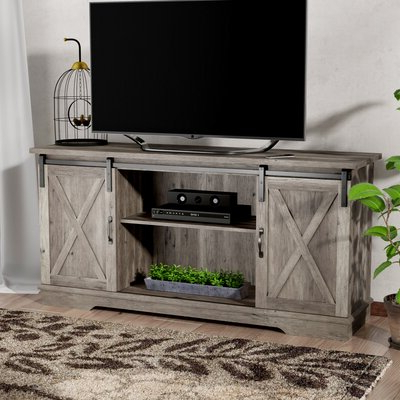 Current Tv Stands & Entertainment Centers You'll Love In 2019 Regarding Kemble Tv Stands For Tvs Up To (View 4 of 30)