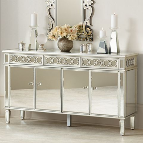 """Current Unique Must Have Decorative Accent Furniture Pieces With Regard To Blade 55"""" Wide Sideboards (View 12 of 24)"""