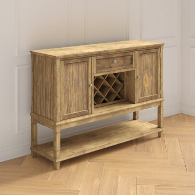 """Daisi 50"""" Wide 2 Drawer Sideboards Intended For 2020 Outdoor Buffet Cabinet (View 2 of 30)"""