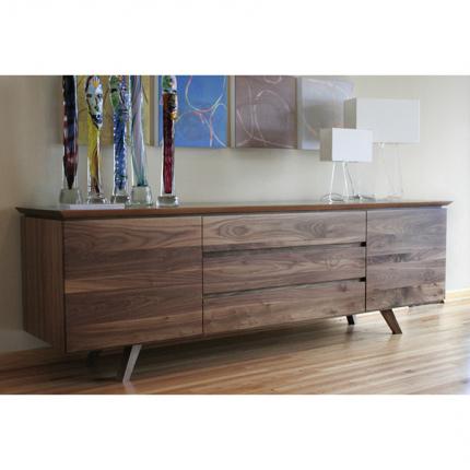 "Daisi 50"" Wide 2 Drawer Sideboards Regarding Most Recent Eastvold Furniture – Alden Sideboard (View 16 of 30)"