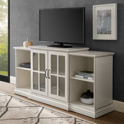 """Dallas Tv Stands For Tvs Up To 65"""" For Most Recent 65 Inch Tv Tv Stands & Entertainment Centers You'll Love (View 9 of 30)"""