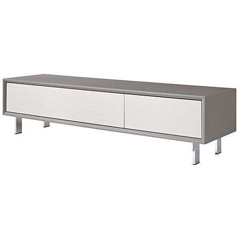 """Dallas Tv Stands For Tvs Up To 65"""" Pertaining To Trendy Buy John Lewis Dante Tv Stand For Tvs Up To 65"""", Grey (View 21 of 30)"""