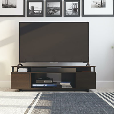 """Dallas Tv Stands For Tvs Up To 65"""" Within Best And Newest Chet Tv Stand For Tvs Up To 65""""ebern Designs Review (View 5 of 30)"""