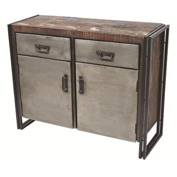 """Desirae 48"""" Wide 2 Drawer Sideboards Pertaining To Fashionable 2 Drawer Buffet (View 24 of 30)"""