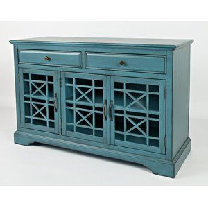 """Drawers For Trendy Sandweiler 54"""" Wide 2 Drawer Sideboards (View 20 of 30)"""