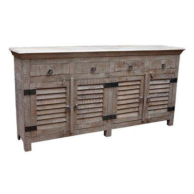 Drummond 3 Drawer Sideboards – Lanzhome Within Most Popular 3 Drawer Sideboards (View 13 of 30)