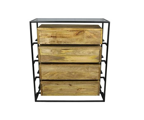 Drummond 3 Drawer Sideboards – Lanzhome Within Recent 3 Drawer Sideboards (View 22 of 30)