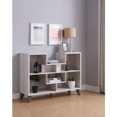 """Electra 46"""" Wide 4 Drawer Acacia Wood Buffet Tables Within Trendy Server Sideboards & Buffets You'll Love In  (View 15 of 30)"""