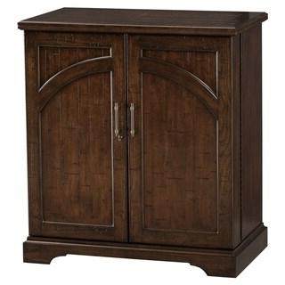 "Ellison 76"" Wide Sideboards Within Famous Shop Howard Miller Piedmont Solid Wood Corner Liquor Or (View 15 of 30)"