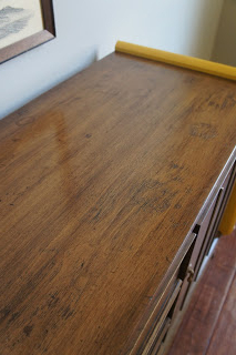 European Paint Finishes: Retro Dresser Throughout Well Known Adrian (View 24 of 30)