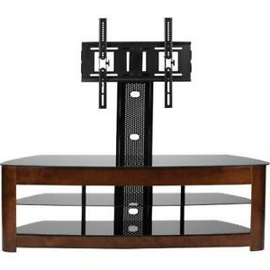 """Evanston Tv Stands For Tvs Up To 60"""" Inside Fashionable Etec E6032s 60"""" Tilting & Swiveling Flat Panel Tv Mount (View 25 of 30)"""